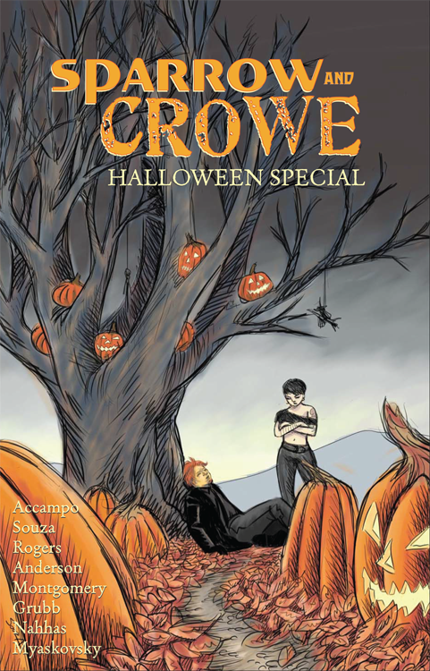 The Sparrow &amp; Crowe Halloween Special